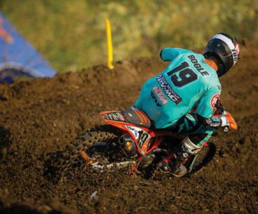 Bogle ninth overall in Colorado